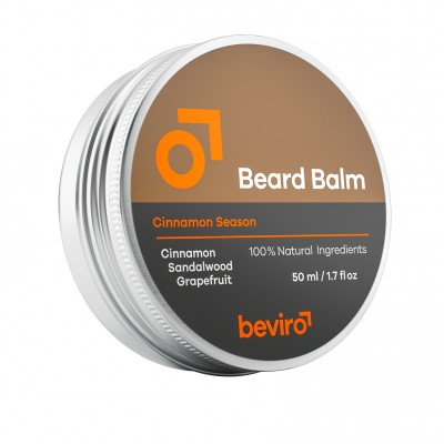 Balzam na bradu BE VIRO Cinnamon Season 50ml