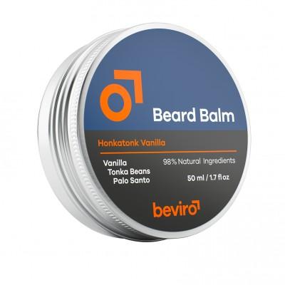 Balzam na bradu BE VIRO Honkatonk Vanilla 50ml